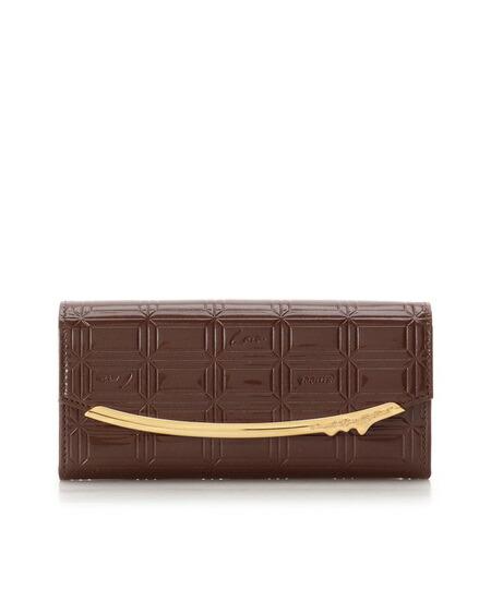 サマンサタバサ 長財布 チョコレートコレクション ブラウン SamanthaThavasaPetitChoice