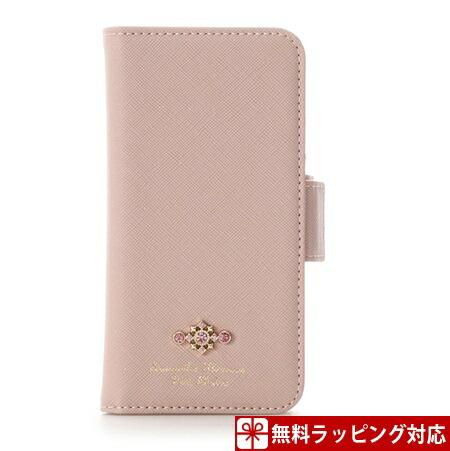 サマンサタバサ スマホケース iphone7-8 クリスタルジュエル iPhoneケース ピンク SamanthaThavasaPetitChoice