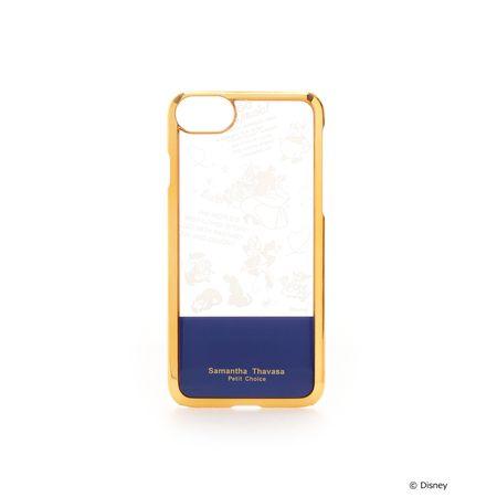 サマンサタバサ モバイルケース ディズニーコレクション シンデレラ iphoneケース 7-8 ネイビー SamanthaThavasaPetitChoice