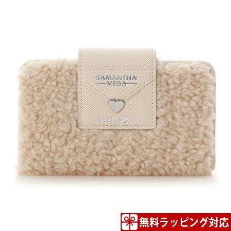 サマンサタバサ スマホケース 鈴木愛理×サマンサべガ iPhone7・8ケース ホワイト Samantha Vega