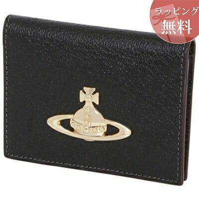 ヴィヴィアンウエストウッド 財布 EXECUTIVE 2面パスケース ブラック
