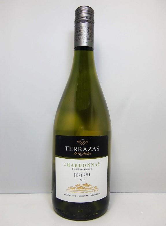 テラザスレゼルヴァ Chardonnay 2018 Terrazas Reserva Chardonnay