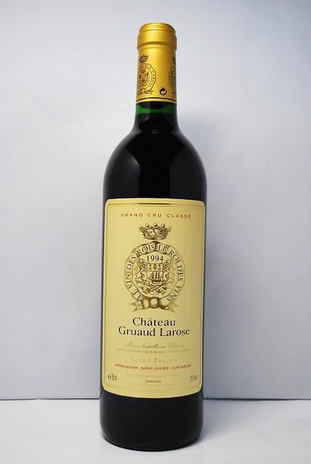 シャトー・グリュオー・ラローズ [1994]Chateau Gruaud‐Larose