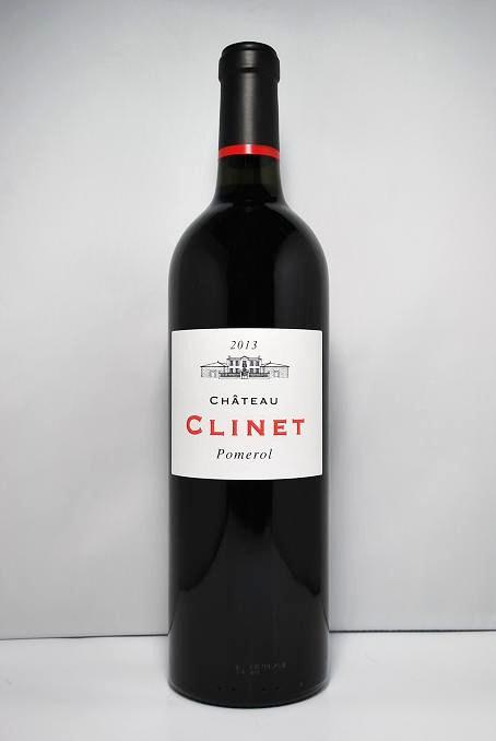シャトー・クリネ [2013]Chateau Clinet