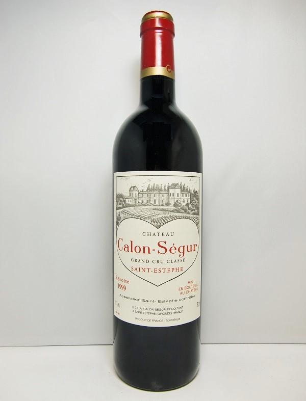 シャトー・カロン・セギュール [1999]Chateau Calon Segur