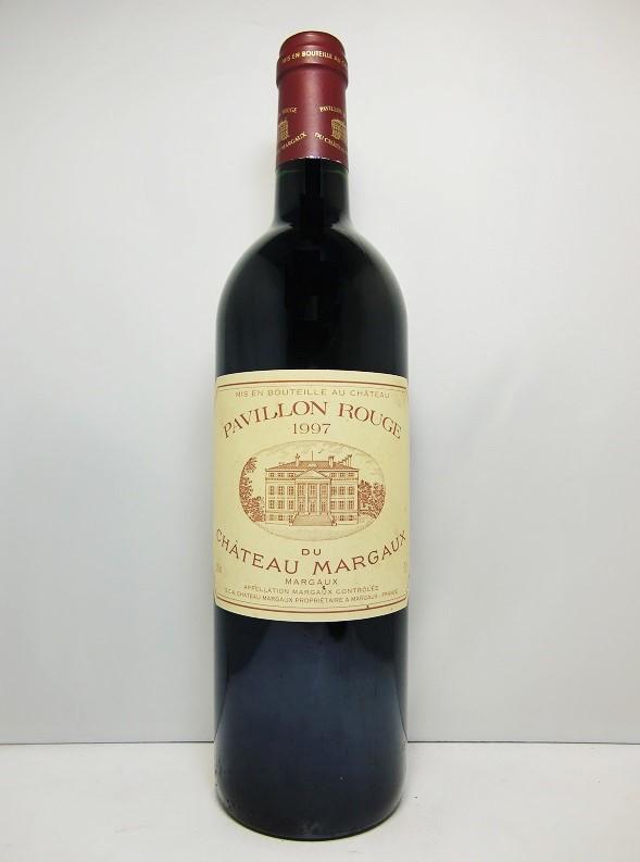 パヴィヨン・ルージュ・デュ・シャトー・マルゴー [1997]Pavillon Rouge du Chateau Margaux