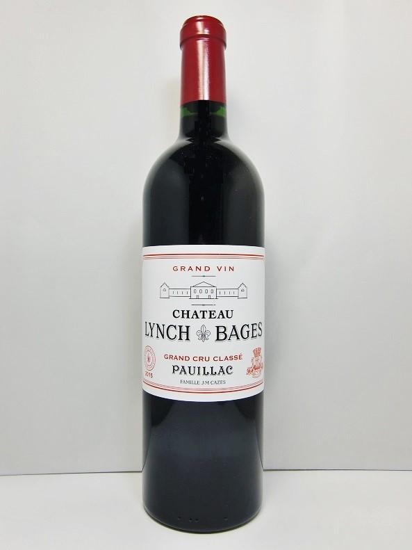 シャトー・ランシュ・バージュ [2015]Château Lynch Bages