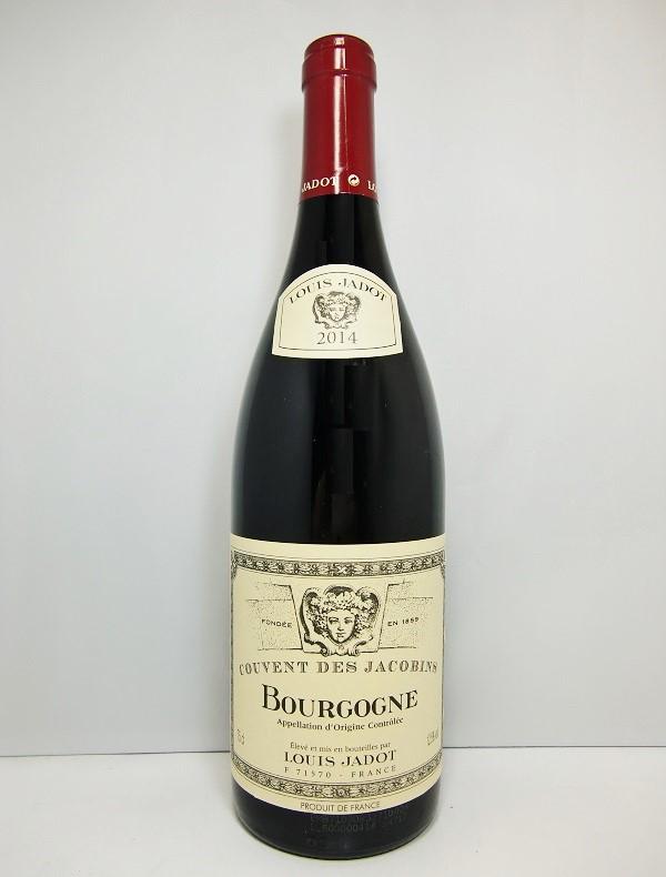 """ルイ ジャドブルゴーニュ ルージュ """"クーヴァン デ ジャコバン"""" 大放出セール 2018 Louis Bourgogne Jacobins"""" Jadot デポー """"Couvent des Rouge"""