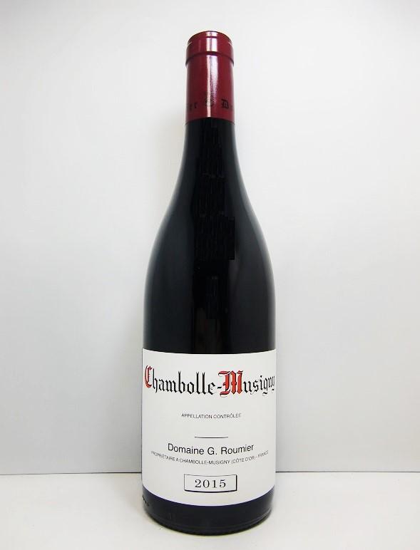 ジョルジュ・ルーミエシャンボール・ミュジニー [2015]Georges Roumier Chambolle Musigny