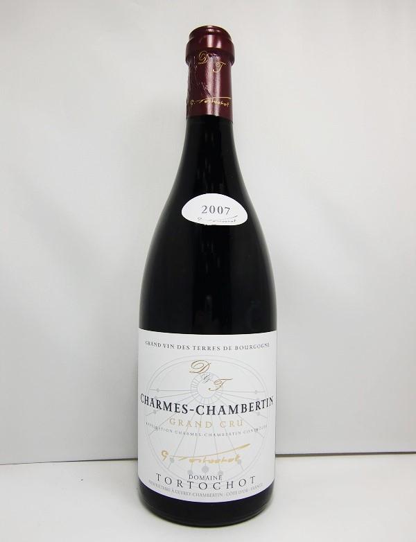 トルトショ  シャルム・シャンベルタン・グラン・クリュ [2008]TORTOCHOT Charmes Chembertin GC