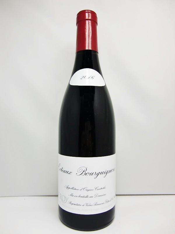 ドメーヌ・ルロワ コトー・ブルギニョン・ルージュ [2016]Domaine Leroy Côteaux Bourguignons Rouge
