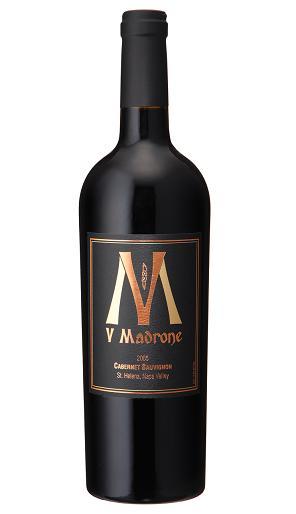 V マドロンカベルネ・ソーヴィニヨン [2009]V Madrone Cabernet Sauvignon