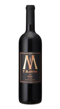 V マドロンジンファンデル オールド・ヴァイン [2012]V Madrone Zinfandel Old Vine