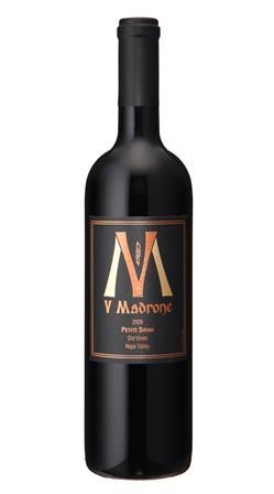 V マドロンプチ・シラー オールド・ヴァイン [2012]V Madrone Petite Sirah Old Vine