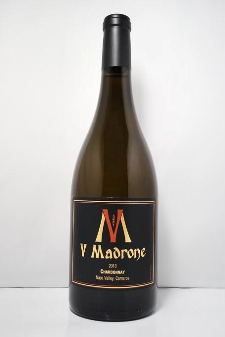 V マドロンカーネロス・シャルドネ [2014]V Madrone Carneros Chardonnay