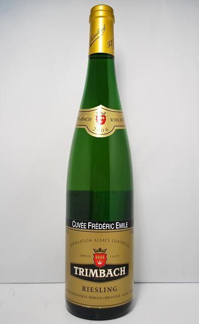 F.E.トリンバック リースリング キュベ フレデリック エミール [2010]F.E Trimbach Riesling Cuvee Frederic Emile