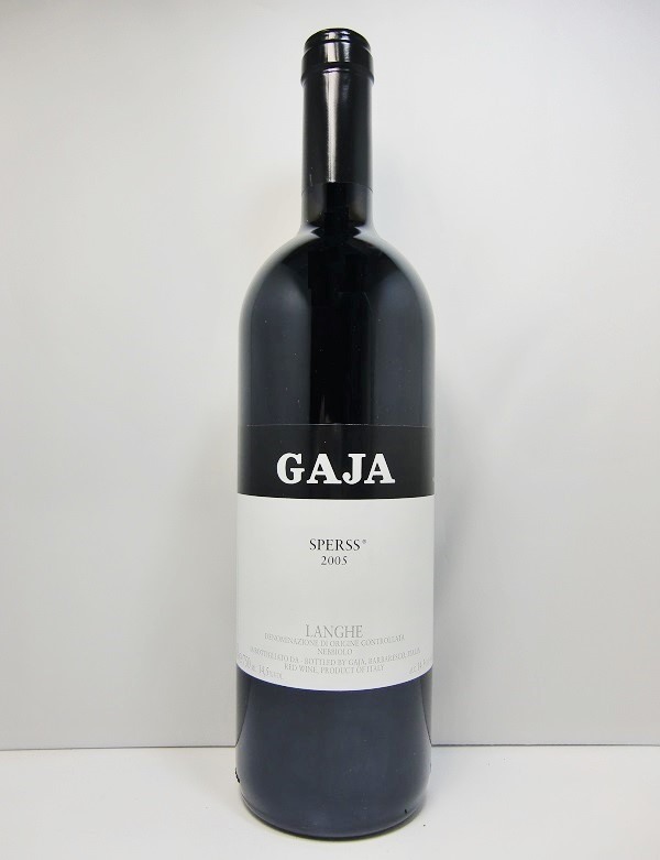 ガヤ スペルス [2005]GAJA Sperss