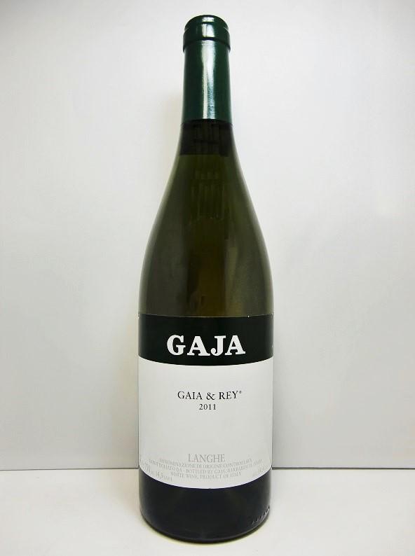 ガヤ・エ・レイ・シャルドネ [2011]GAJA & Rey Chardonnay