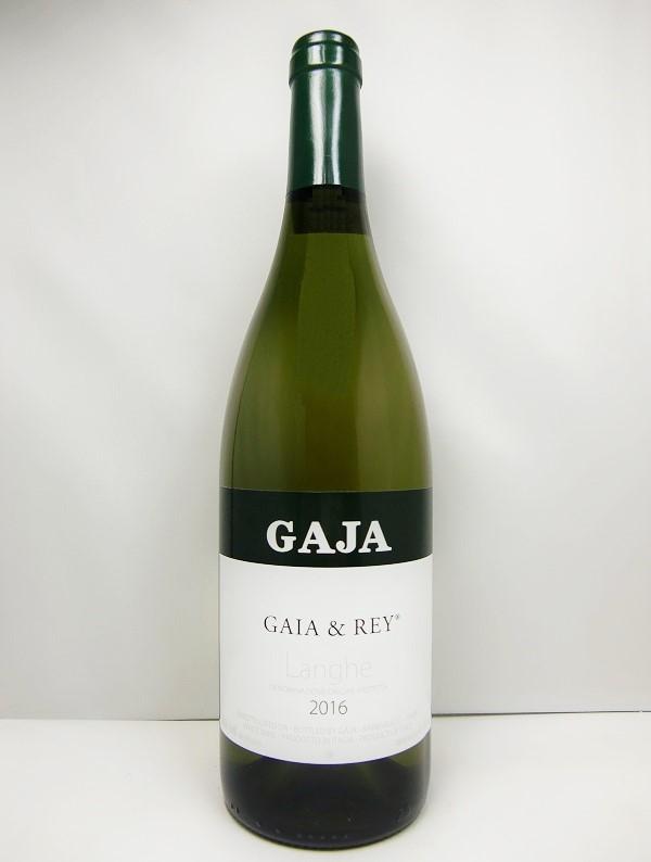 ガヤ・エ・レイ・シャルドネ [2016]GAJA & Rey Chardonnay