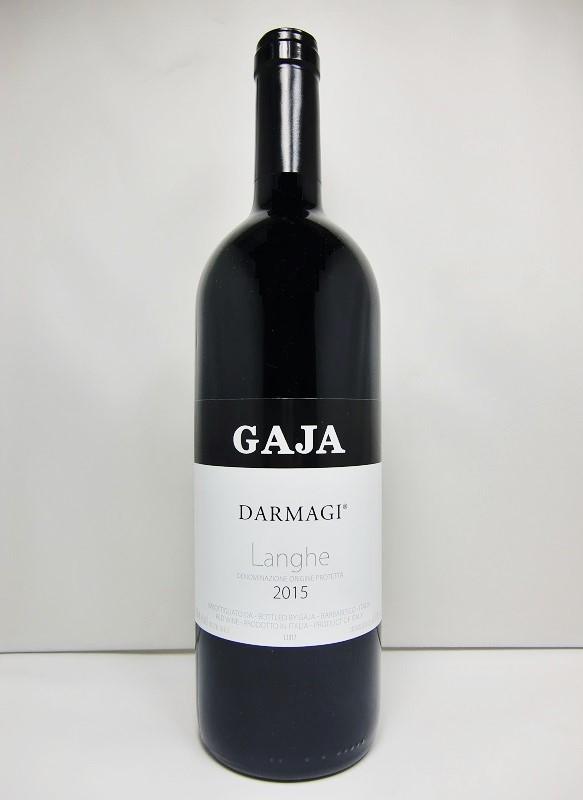 ガヤ ダルマジ カベルネ・ソーヴィニヨン [2015]GAJA Darmagi Cabernet Sauvignon