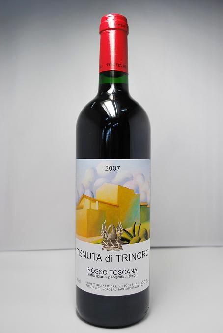 テヌータ・ディ・トリノーロ [2007]Tenuta di Trinoro