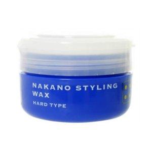 【送料無料】ナカノ NAKANO スタイリングワックス4 ハード 90g