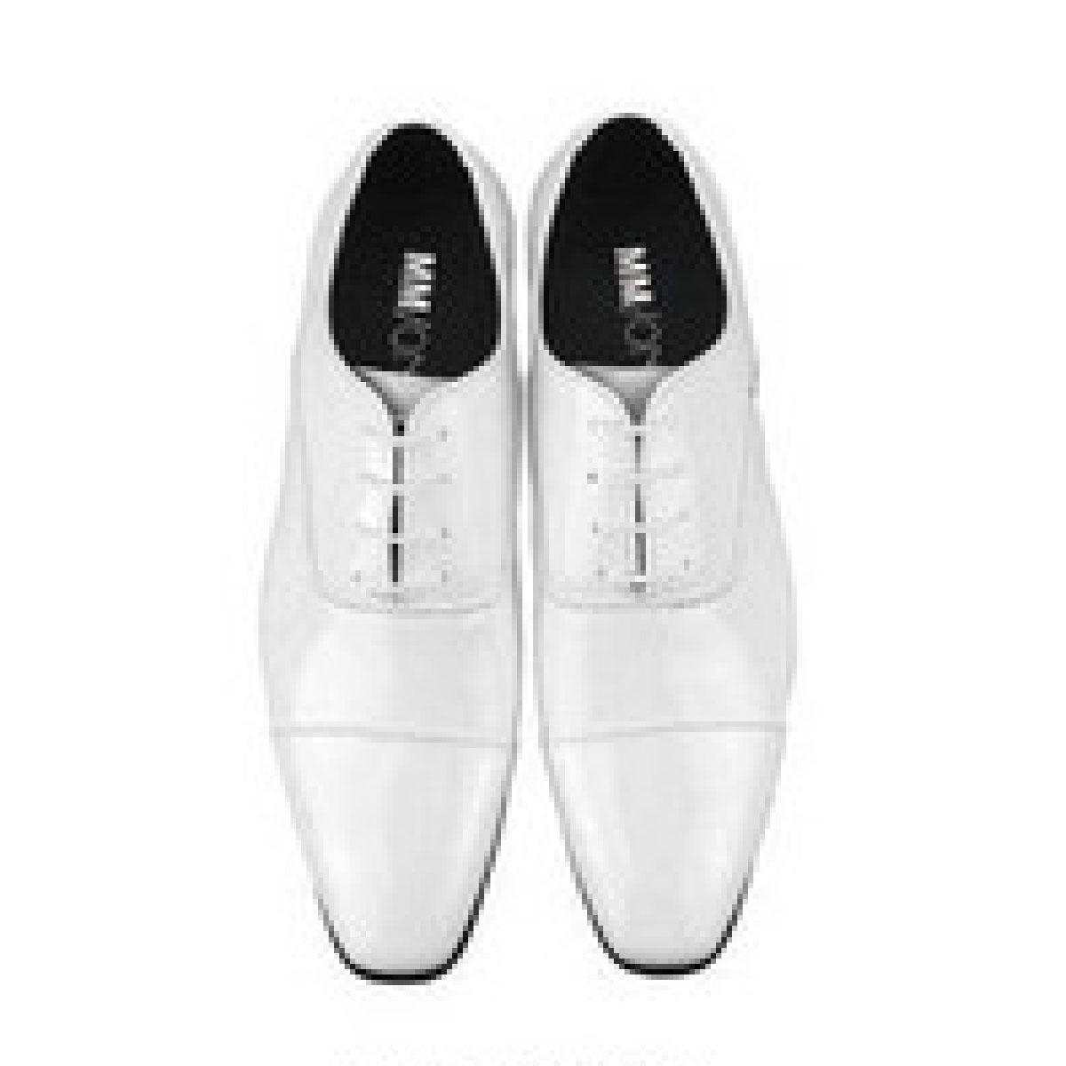 【年末SALE20%OFF】靴 新郎 シューズ 白 フォーマル (フォーマルシューズ ブライダルシューズ ウエディング メンズ 男性 小物 フォーマル)ホワイト [M24]【送料無料】