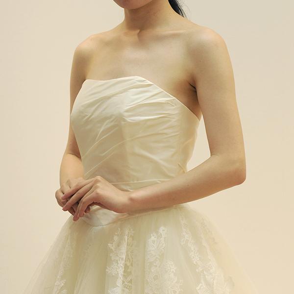 【スーパーSALE15%OFF】上品で可憐な2wayドレス[S028]【送料無料】