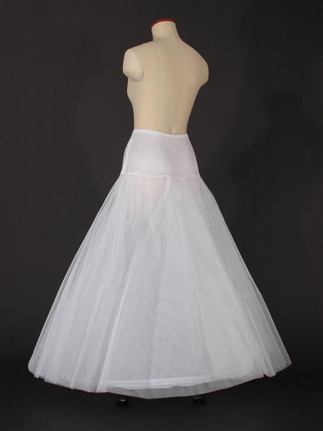 Vive la mariee | Rakuten Global Market: A-line petticoat (white long ...
