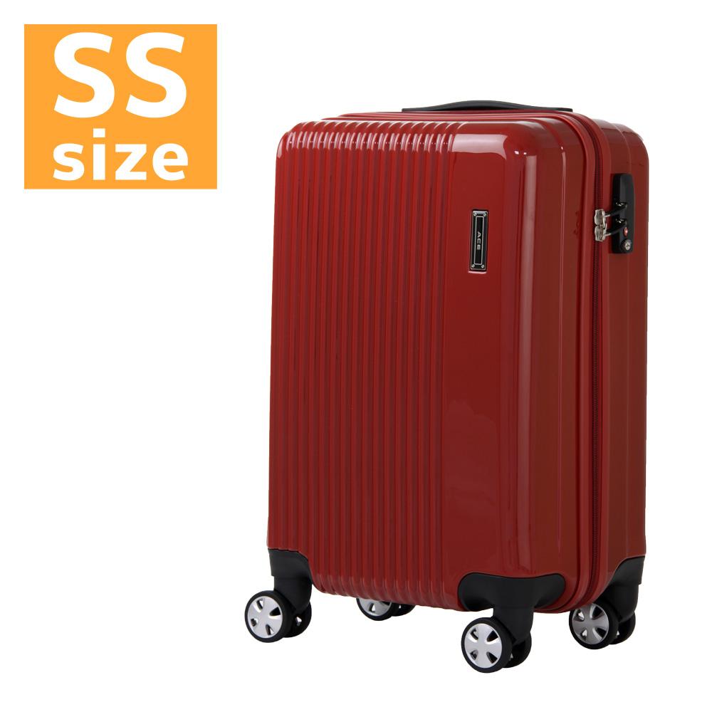 スーツケース キャリーケース キャリーバッグ キャリーバック 機内持込対応 SS サイズ 1日 2日 3日 エース AE-05736