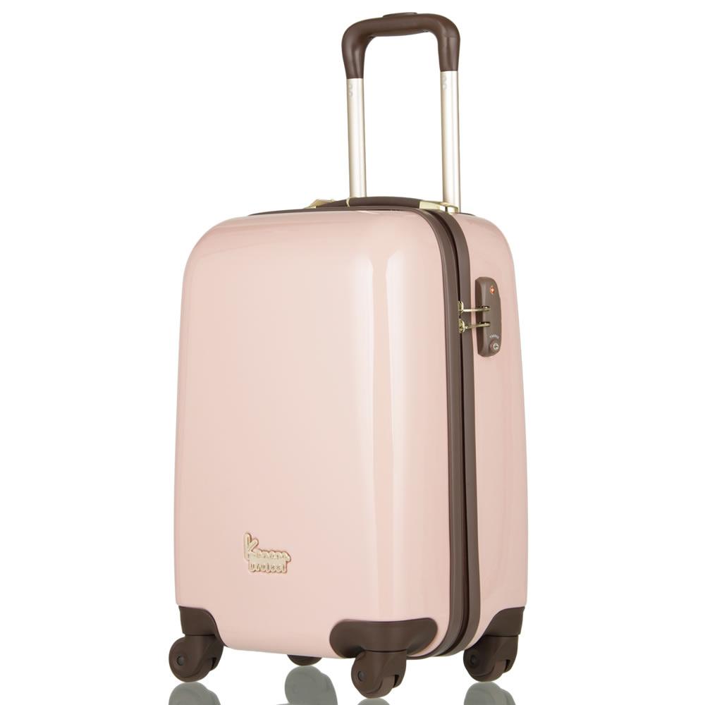 アウトレット スーツケース キャリーケース キャリーバッグ キャリーバック キャリーバッグ 旅行かばん 小型 機内持ち込み Kanana project Collection カナナプロジェクトコレクション 『AE-05701』