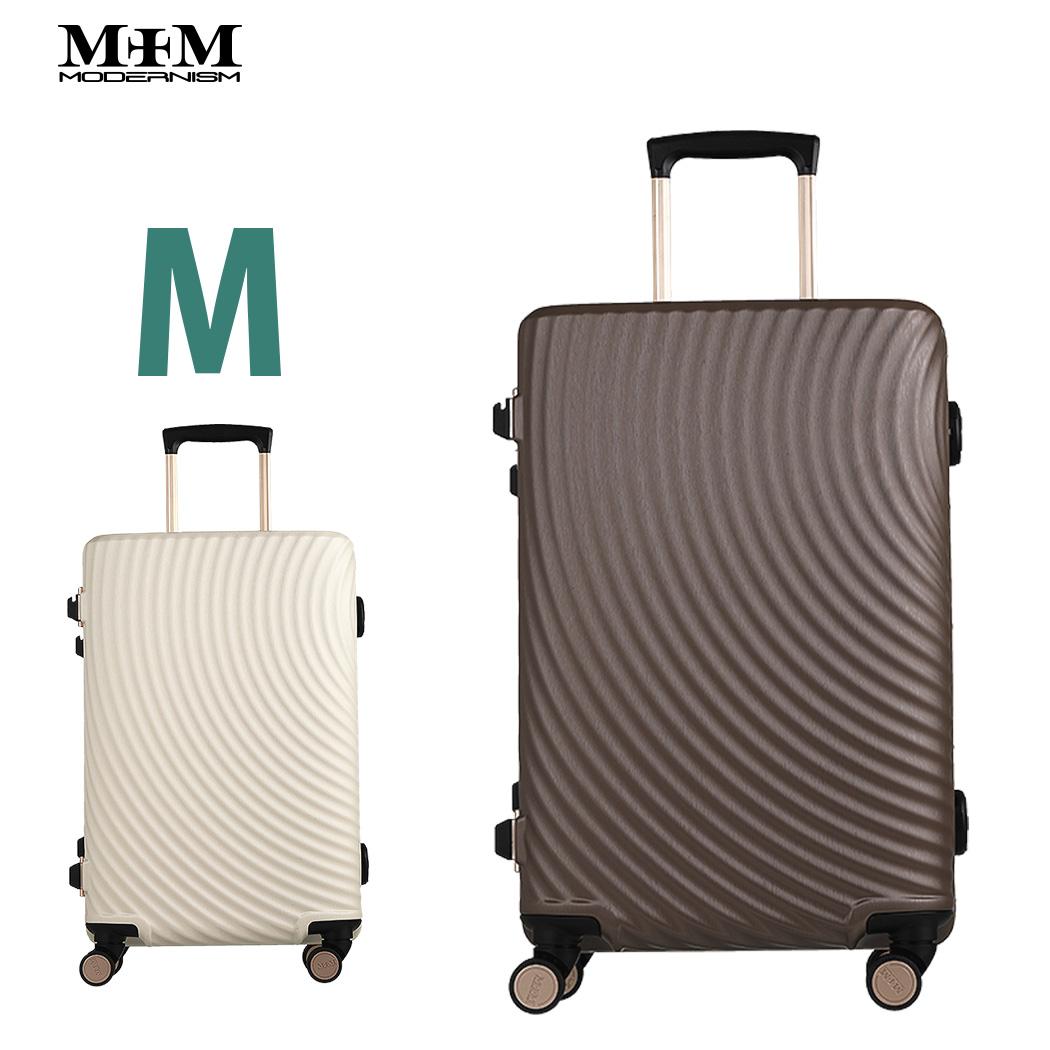 スーツケース キャリーケース キャリーバッグ Mサイズ 5~7泊 ダイヤル TSAロック 【M1004-F60】