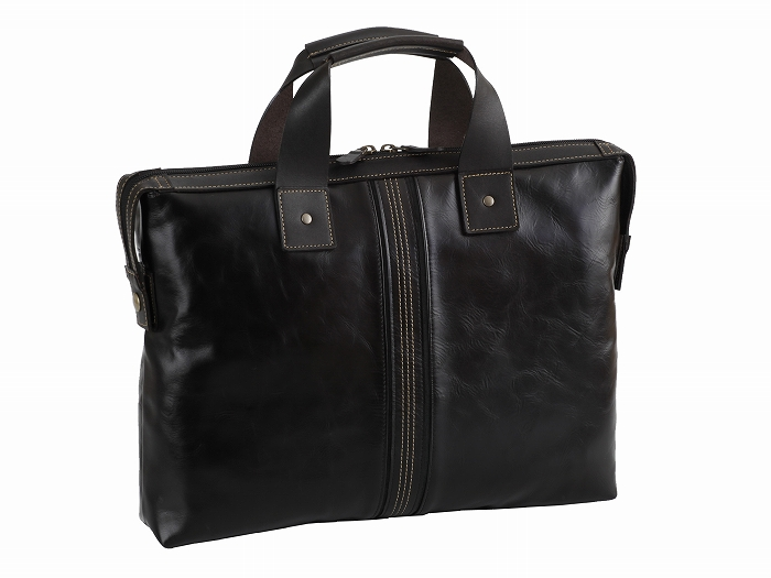 メンズ ブリーフケース ビジネスバッグ 平野鞄 BLAZER CLUB ブレザークラブ 牛革 大開きタイプ 通勤 修学旅行 海外旅行 送料無料 『HIRANO-26514』