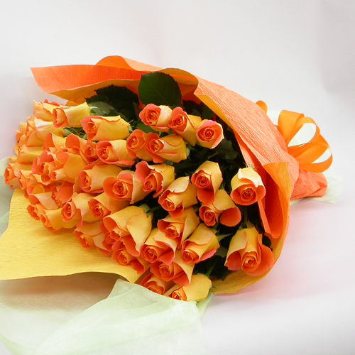 Favori Hanamarika-a ohanayasan | Rakuten Global Market: Orange Roses  MN31