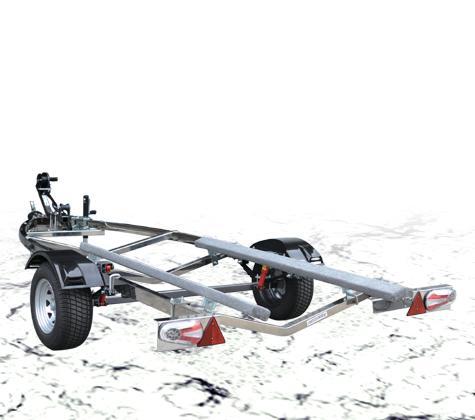 MAX TRAILER/マックストレーラープロポジション 1艇積 550kgステンレス※キャンセル不可※代引き不可