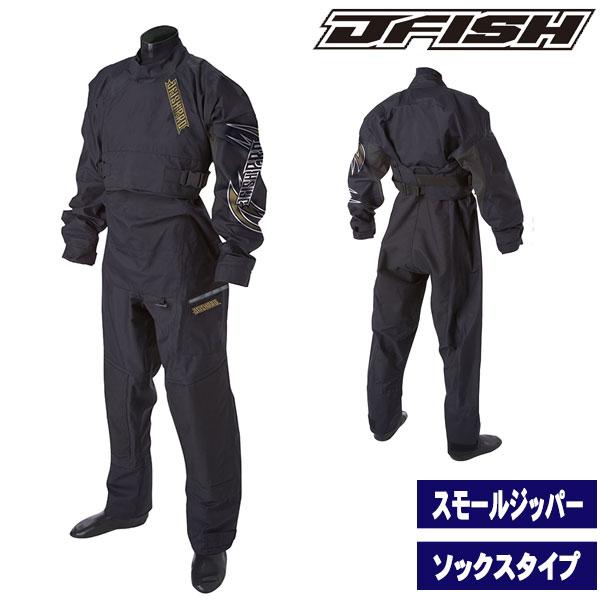 J-FISH/ジェイフィッシュ2018-19モデルプロドライスーツ ドライスーツスモールジッパー付き メンズ