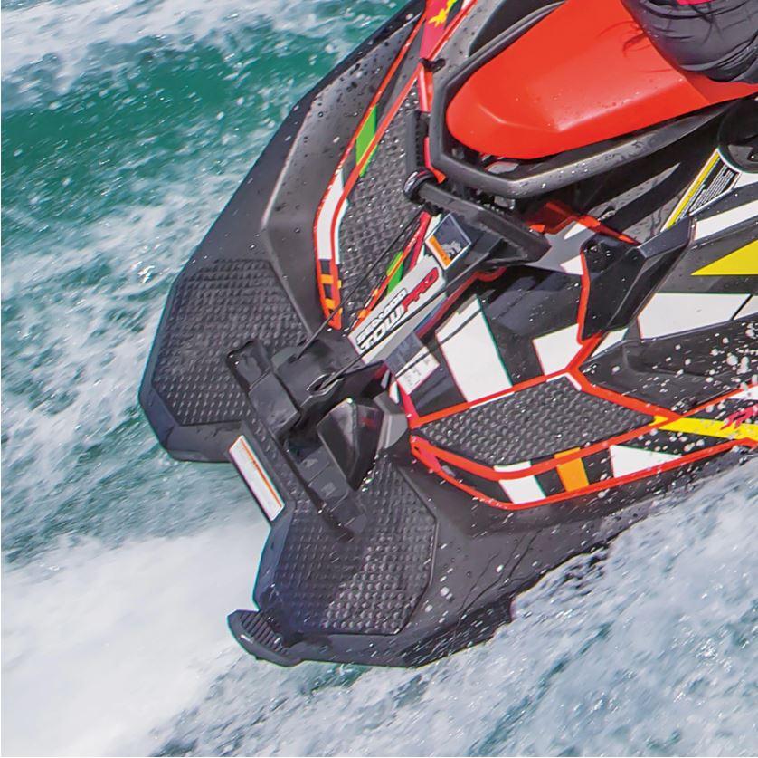 人気 SEA-DOOのことならMarine 2020秋冬新作 day'sへ SEA-DOO シードゥGRIP SPARK専用パーツ EXTENSIONグリップマット エクステンション MAT