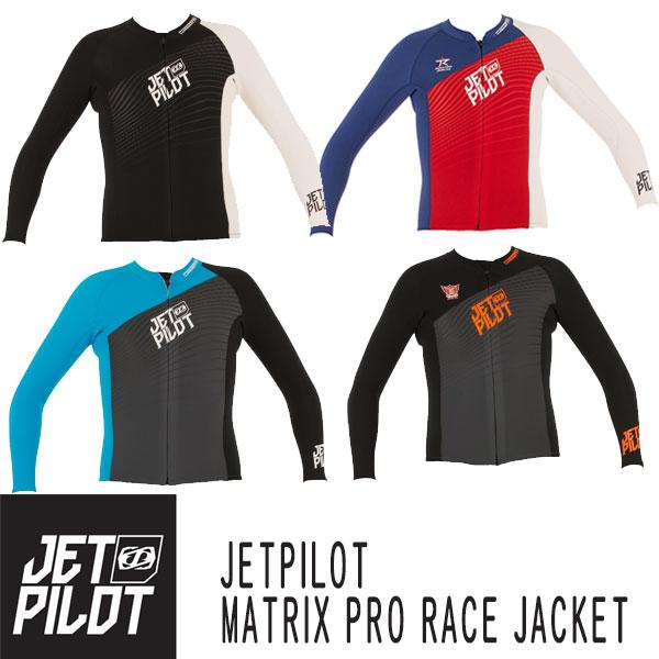 JETPILOT/ジェットパイロット2019モデルMATRIX PRO RACE JACKETメンズ ウェット ジャケット