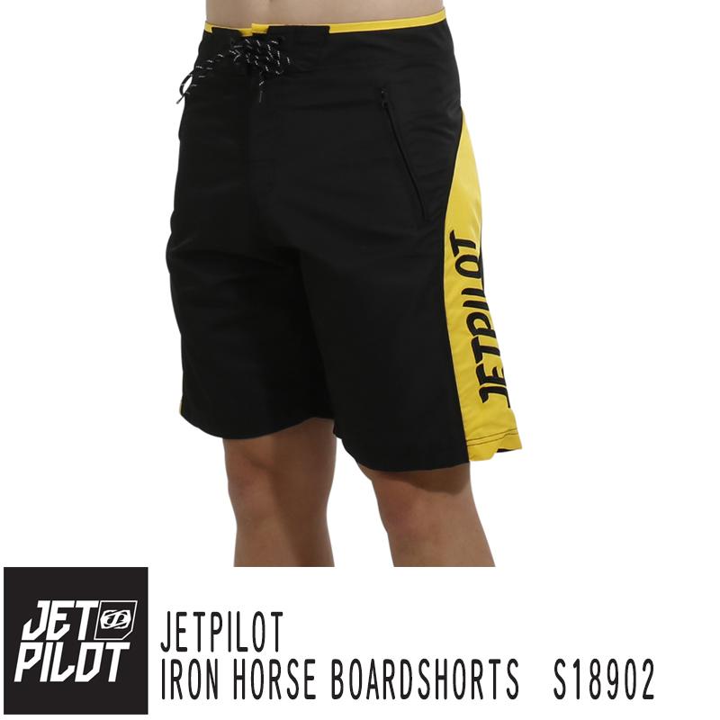 JETPILOT(ジェットパイロット)2019モデル メンズ ボードショーツIRON HORSE BOARDSHORT【S18902】