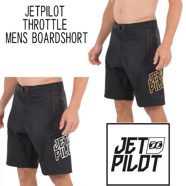 JETPILOT(ジェットパイロット)2018モデルメンズ ボードショーツTHROTTLE MENS BOARDSHORT