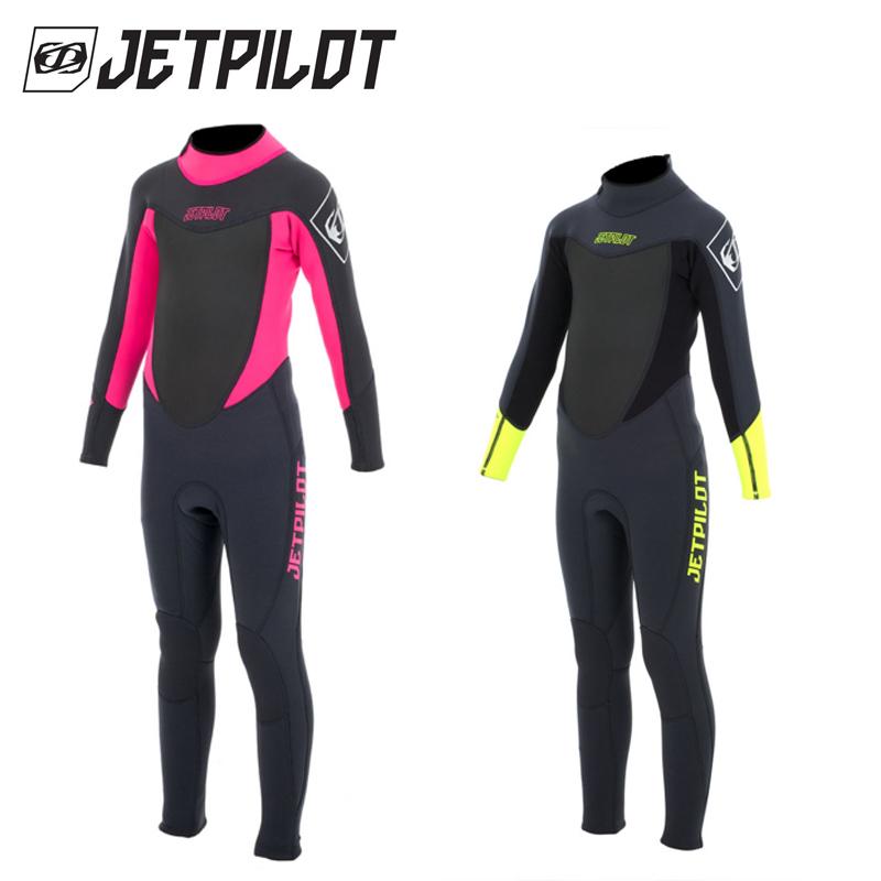 JETPILOT(ジェットパイロット) 2018モデルTHE CAUSE  3/2mm KIDS FULLSUITSキッズ ウェットスーツ