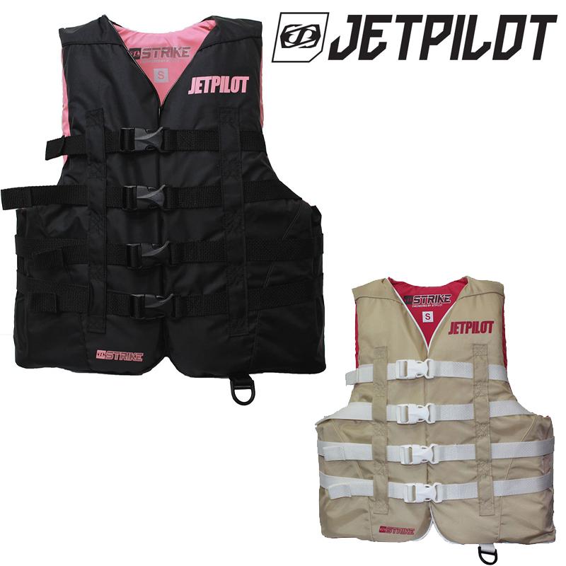 JETPILOT(ジェットパイロット)2018モデルLADIES NYLON VEST ライフジャケット レディース