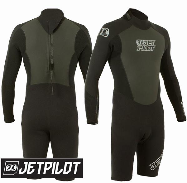 JETPILOTTHE CAUSE L/S 2MM SPRINGSUITウェットスーツSサイズ