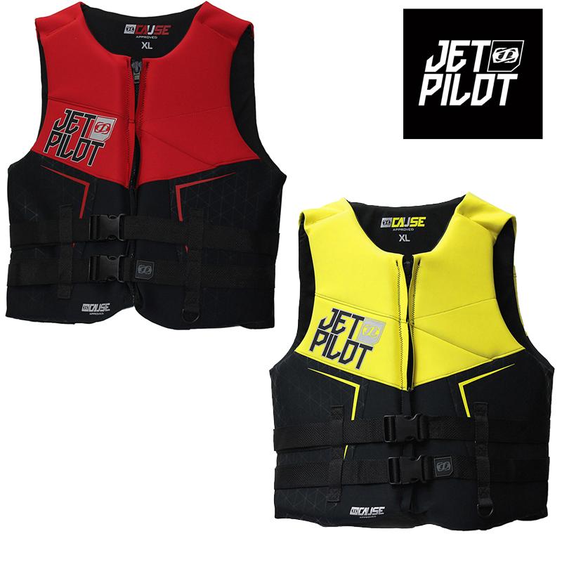 JETPILOT(ジェットパイロット)2018モデルTCAUSE USCG NEO VESTメンズ ライフジャケット