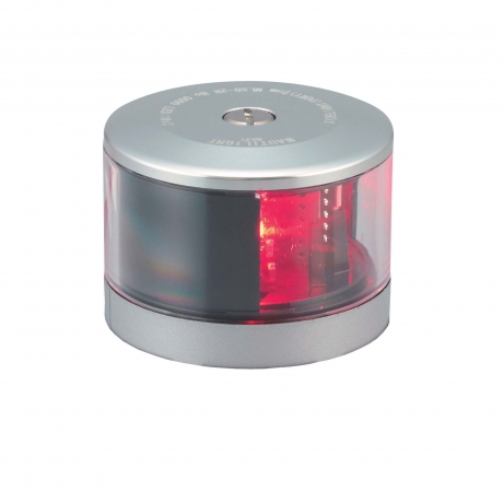 LED航海灯 第二種舷灯・左ポートライトNLSG-2R