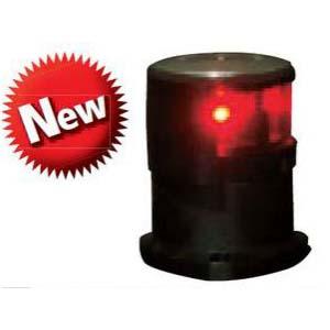 船灯 第二種 正規逆輸入品 舷灯 赤 お値打ち価格で NLSM-2R