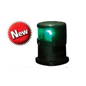 オンラインショッピング 船灯 2020 新作 第二種 舷灯 NLSM-2G 緑