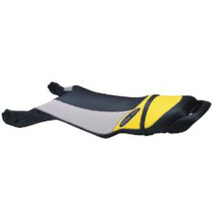 HYDRO TURF シートカバーXP('97~'03) BLK×GRY×YEL※代引き不可※キャンセル不可