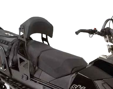 2020 ski-doo/スキードゥ2-UP SEAT / BACKREST COMBOREV-XP, REV-XR, REV-XU Tundra, REV-XM, REV-XS※特別送料