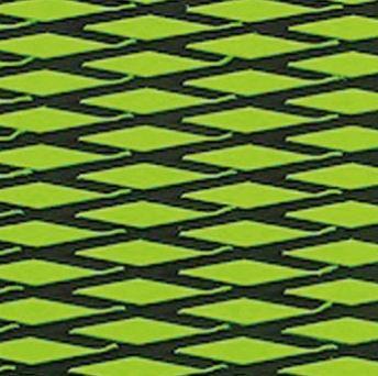 HYDRO-TURFツートン汎用トラクションマット(テープ無し)カットダイヤLIME GREEN/BLACK※キャンセル不可※代引き不可後払い不可※納期が約1ヵ月かかります